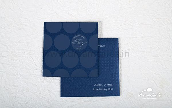 Coat suit Card