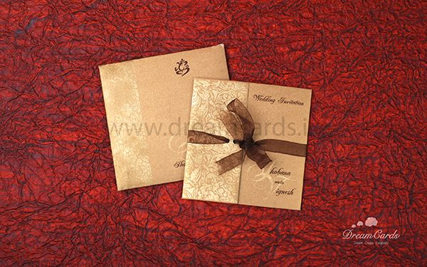 Compact WaterFall Invitation