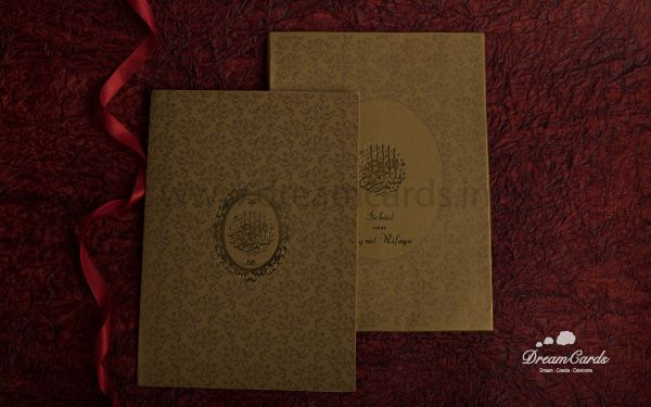 Islamic Lavish Gold card